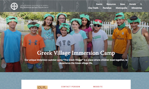 Greek Village Immersion Camp