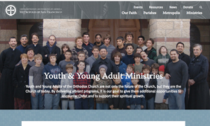 Youth & Young Adults Ministries