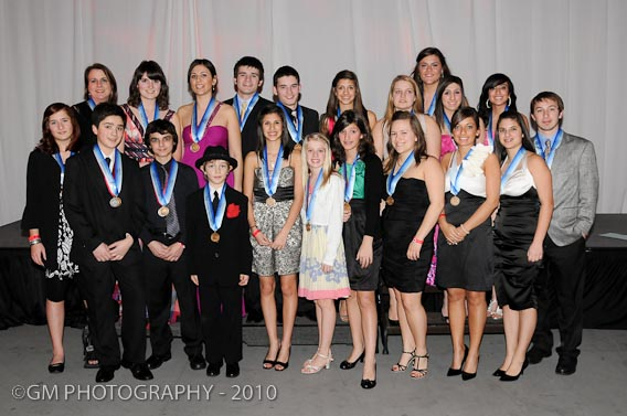 2011 FDF Awards Groups